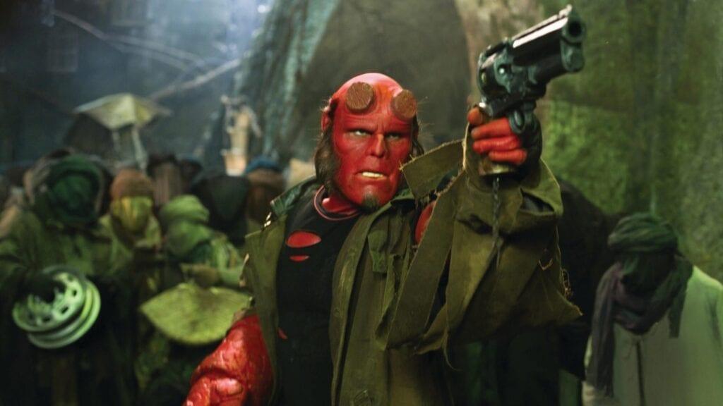 Download Hellboy 2 full movie 3gp, mp4