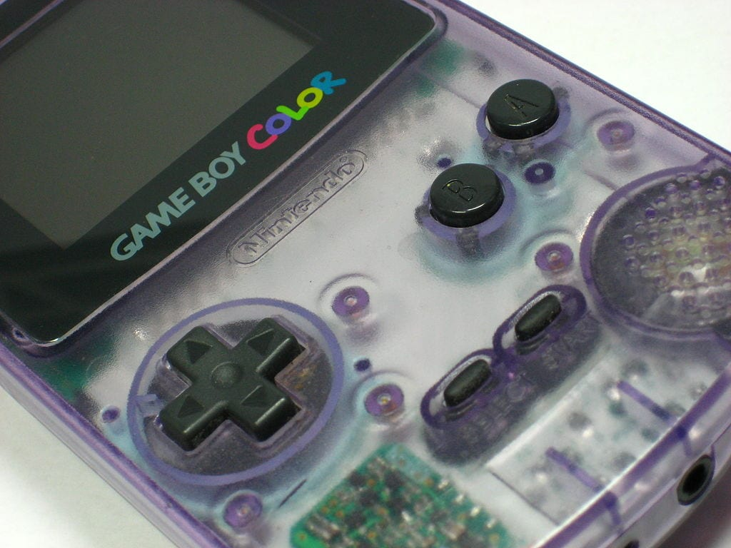 This Day in Gaming History: Game Boy Added Color to Our Lives - Don ...