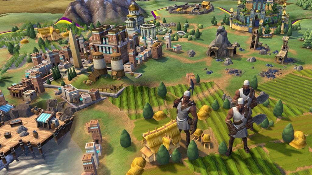 Civilization 6: The World Goes to Hex - Full Game Review
