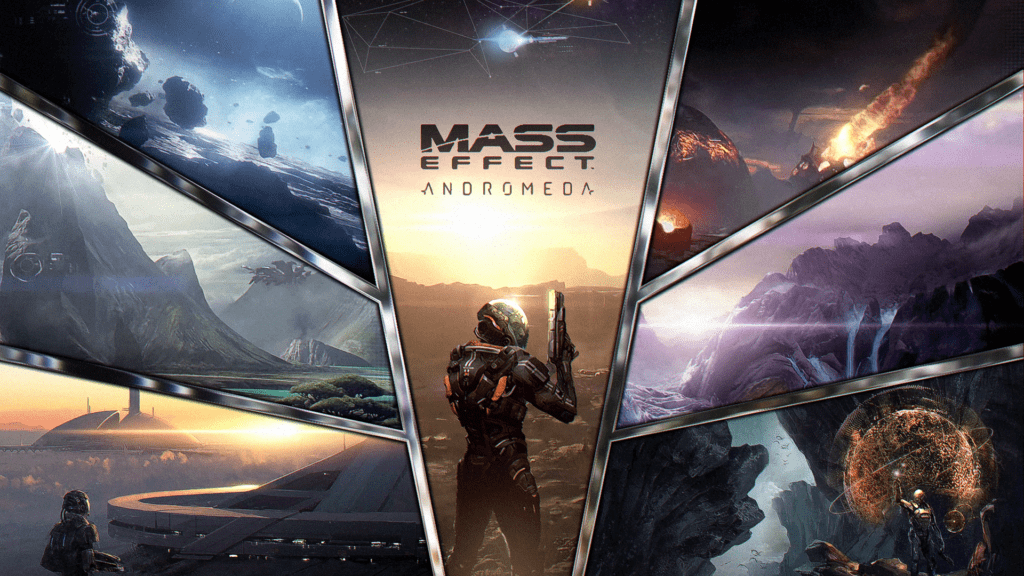 new mass effect andromeda teasers hit before n7 day - hint at