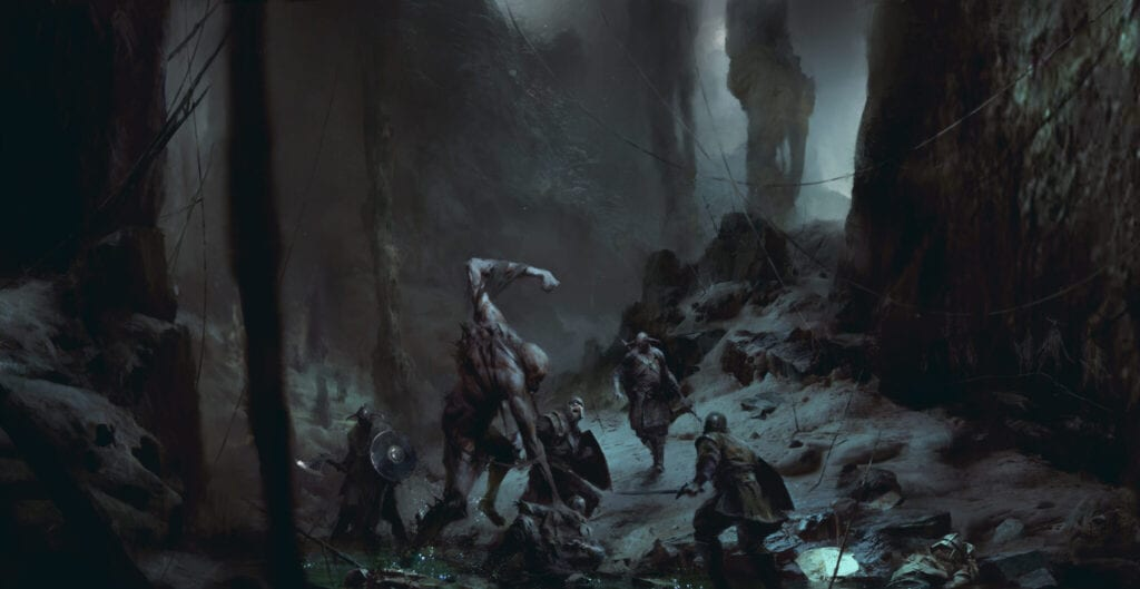 Project Wight Concept Art
