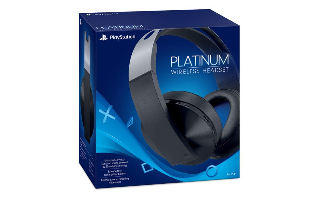 Sony Platinum Wireless Headset Coming in January - Promises
