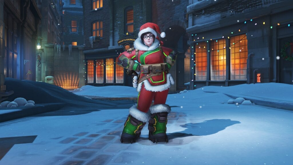 Overwatch Game Director Responds to Disappointment in Mei\'s ...