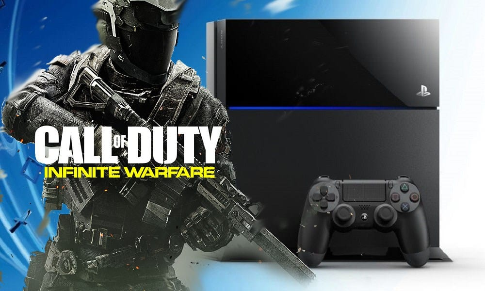 New PS4 Slim Call of Duty Bundles Launching After Christmas - Don ...