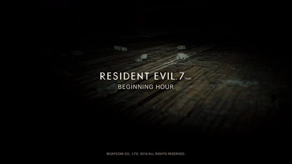 Resident evil 7 teaser ending cover resident evil 7 beginning hour demo guide to unlocking both endings  at virtualis.co