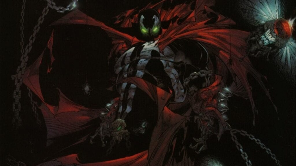 mcfarlane promises brutal r-rated spawn film - perfect for horror