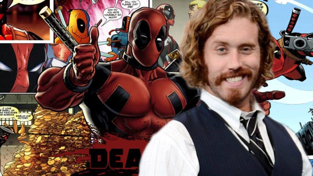 Deadpool Co-Star, TJ Miller, Arrested Over Political Argument