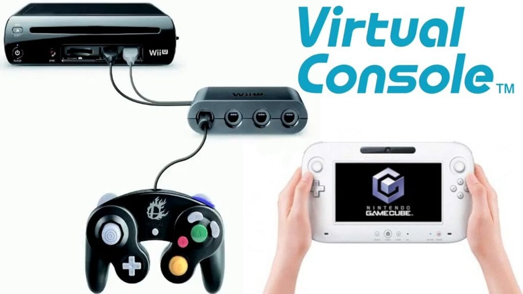 GameCube Virtual Console