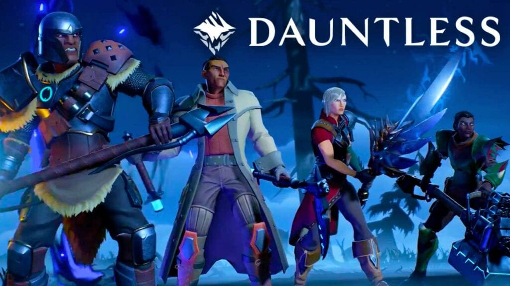 Dauntless - The Game Awards 2018