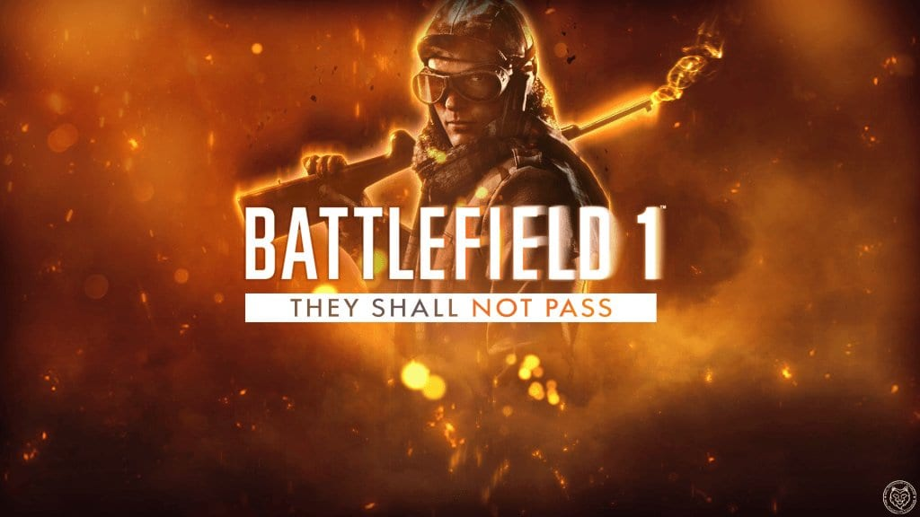 """Battlefield 1 Teaser For Upcoming DLC Released For """"They"""