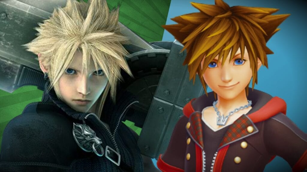 Final Fantasy VII Remake and Kingdom Hearts III