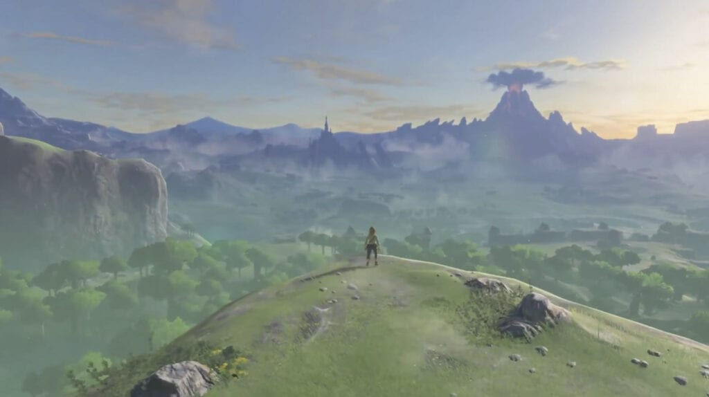 A Look at the Zelda: Breath Of The Wild Graphics Comparison