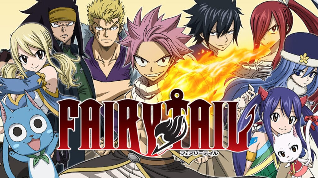 Fairy tail manga release date in Sydney