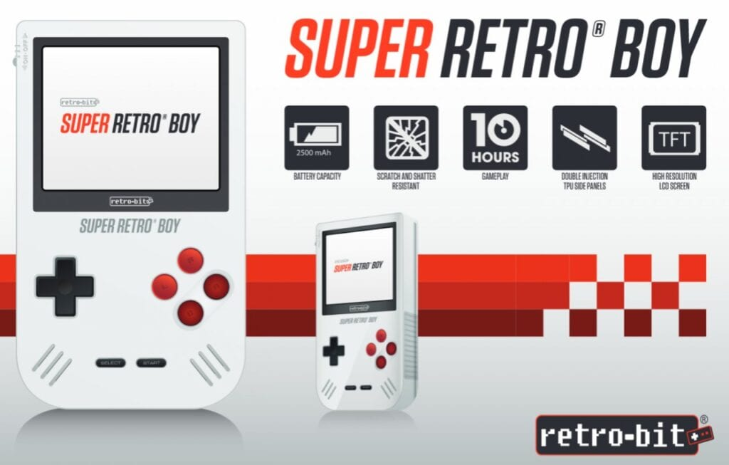Super Retro Boy