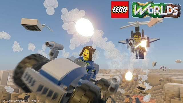 Minecraft-esque Lego Worlds Delayed Until March Plus First DLC Announced