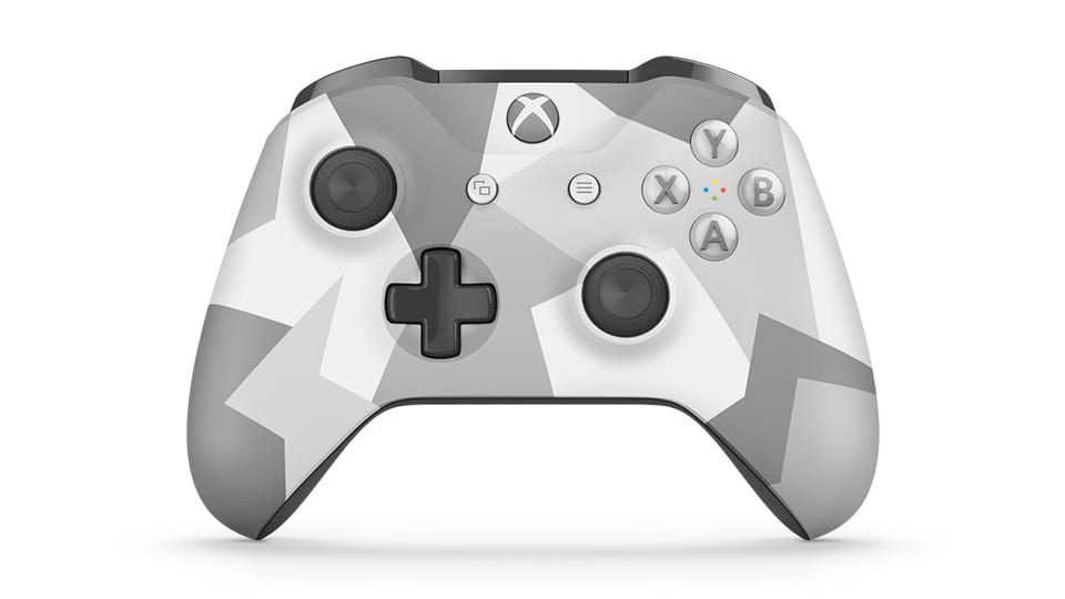 Two More Xbox One Controller Color Schemes Inbound ...