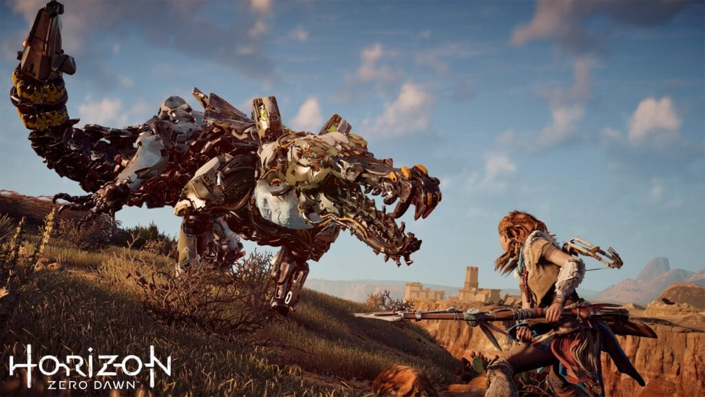 Horizon Zero Dawn videos