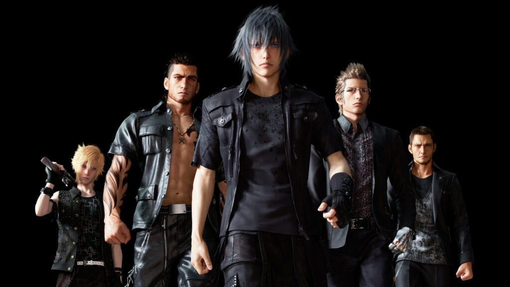 Nintendo Switch Final Fantasy XV