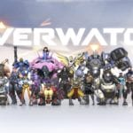 Overwatch Character Teasers