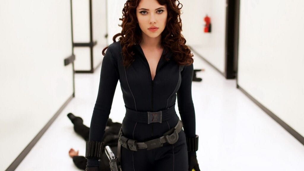 ScarJo Black Widow