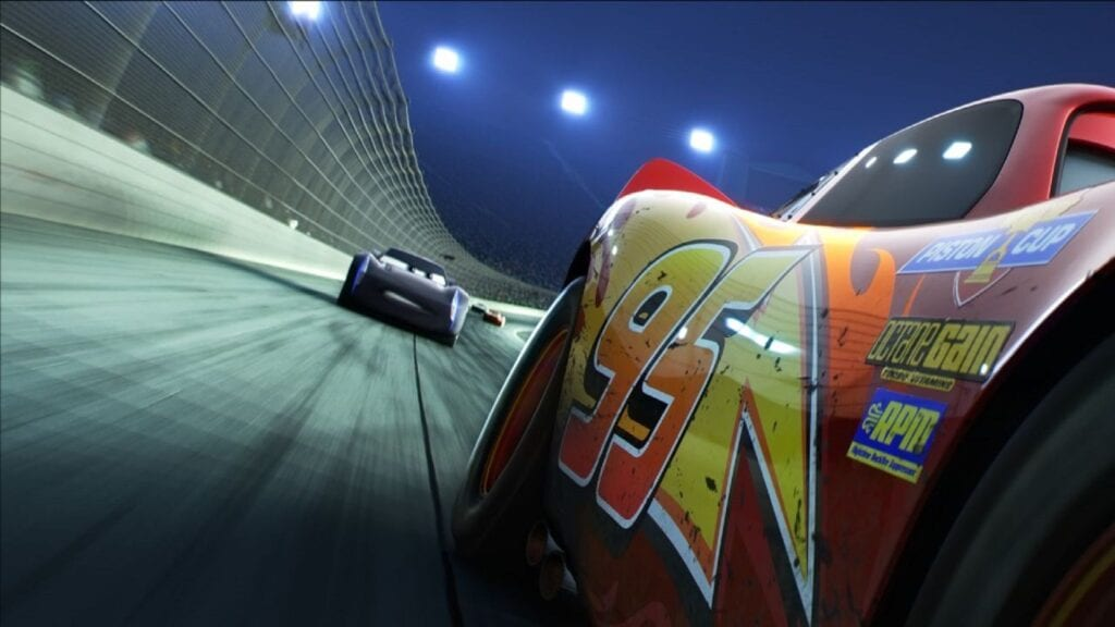 the next generation pushes lightning mcqueen too far in new cars 3
