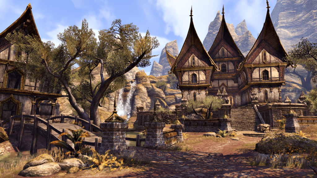 The elder scrolls online free 39 homestead 39 update is live for Free homestead