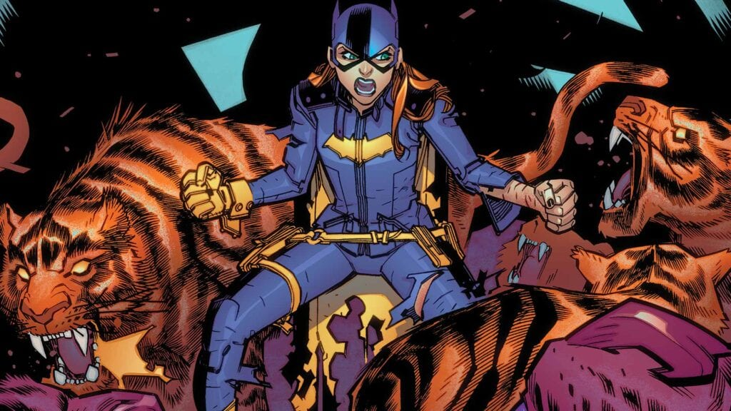 New Batgirl Film