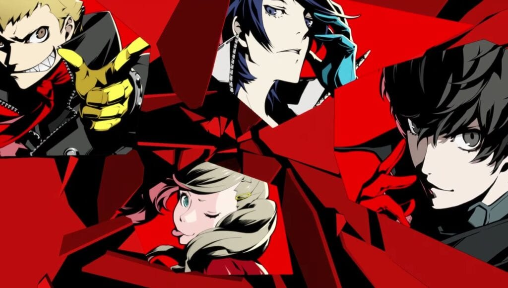 persona 5 free and paid dlc details include crossover content from