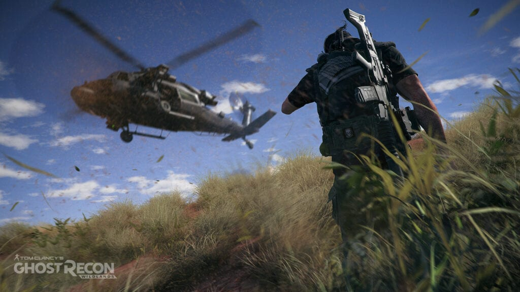 Ghost recon online tournament games