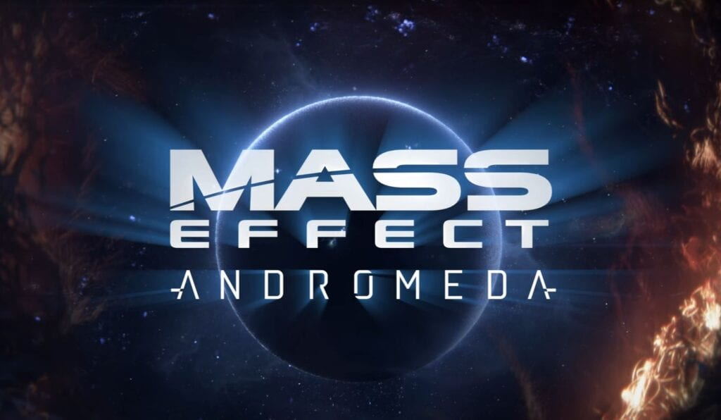 Mass Effect Andromeda Official Launch Trailer