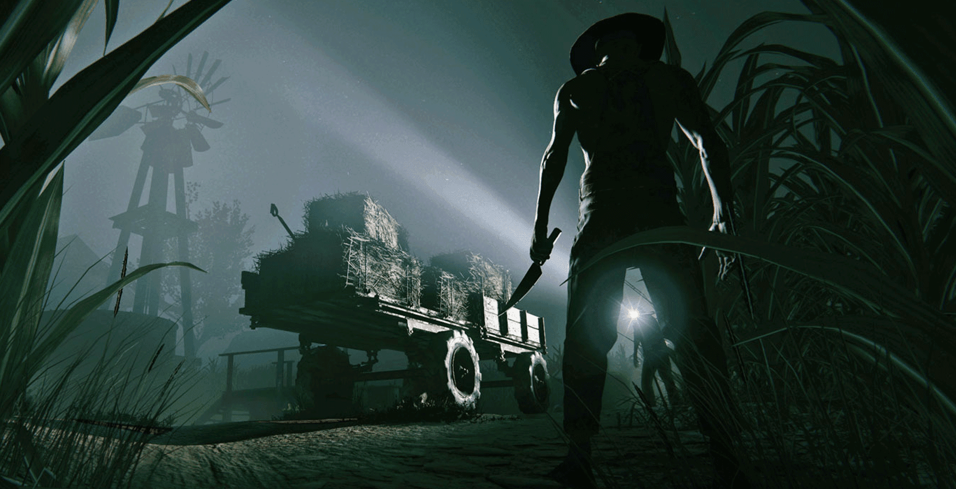 Outlast 2 release date in Melbourne