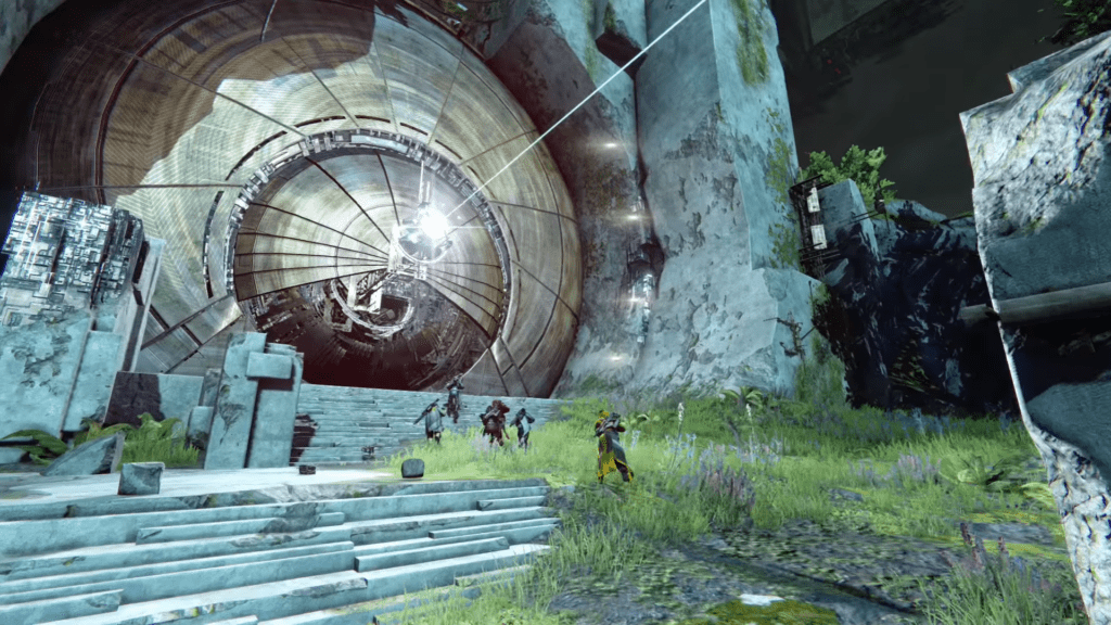 Destiny Vault of Glass guided games
