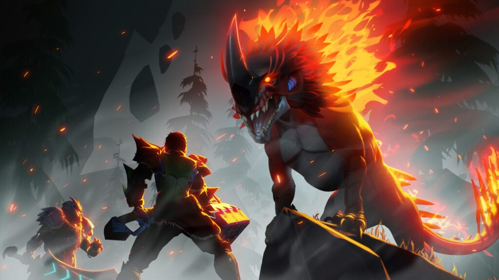 dauntless alpha test