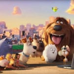 secret life of pets arriving april 2017