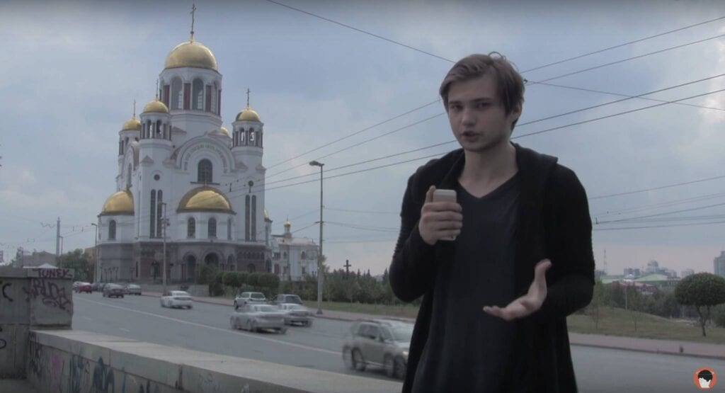 Russian Pokémon Go