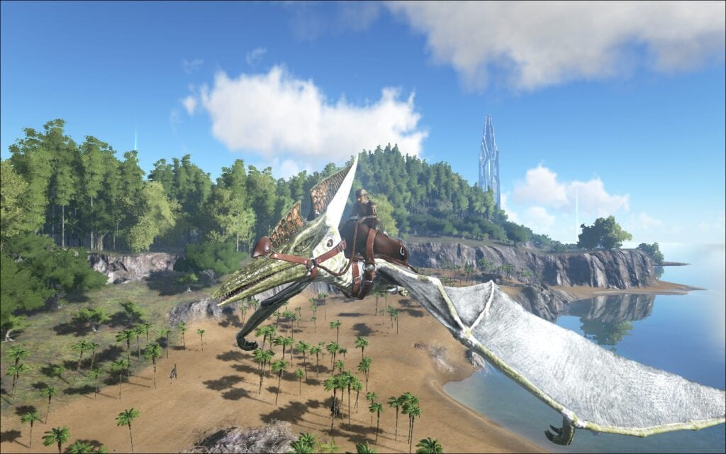 Steam Workshop User Ertosi Has Created A New ARK Mod Which Returns The  Flying Dinosaurs To Their Pre Nerf Glory. The Classic Flyers Mod Allows  Players To ...
