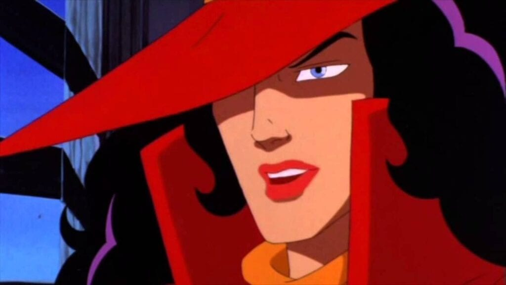 where in the usa is carmen sandiego board game instructions