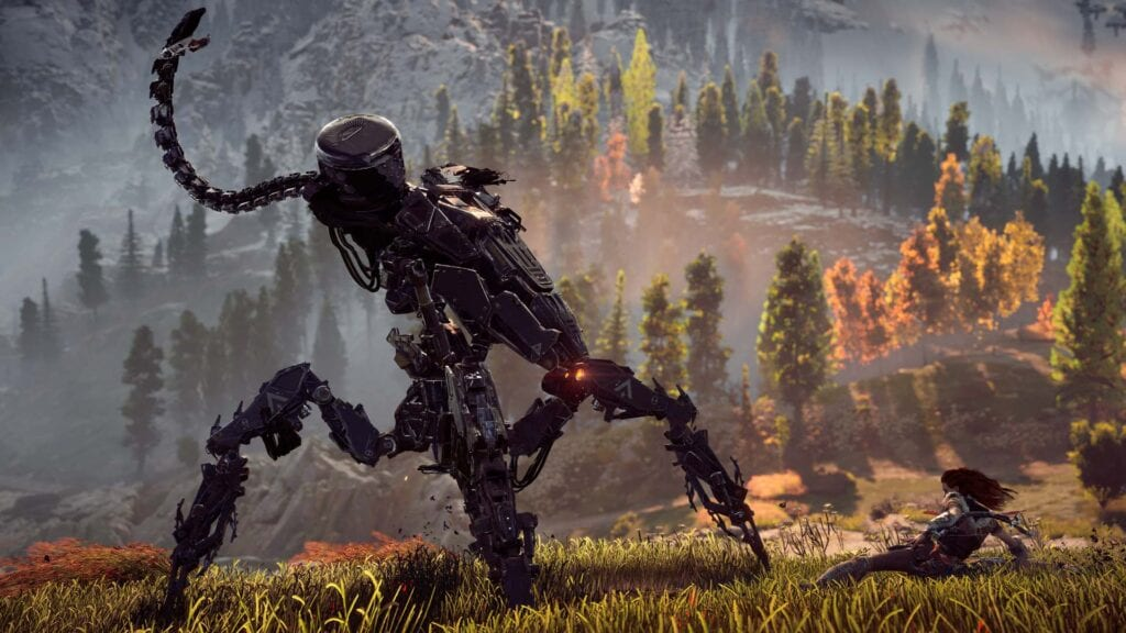 Horizon Zero Dawn Update 1.13