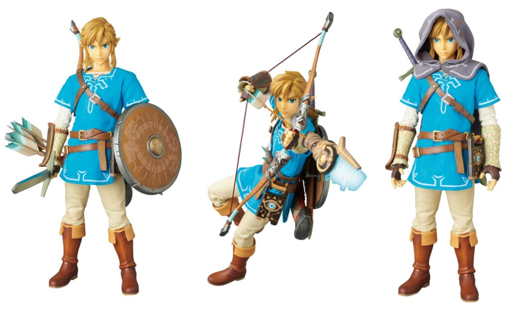 Medicom's Collectible Link Figure