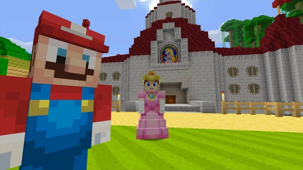Image result for minecraft nintendo switch 1920x1080 screenshots