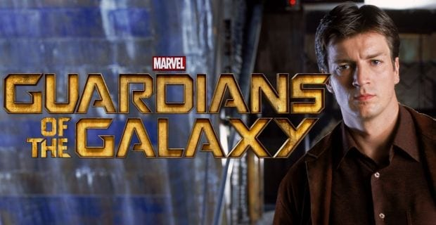 Nathan Fillion Guardians Of The Galaxy 2