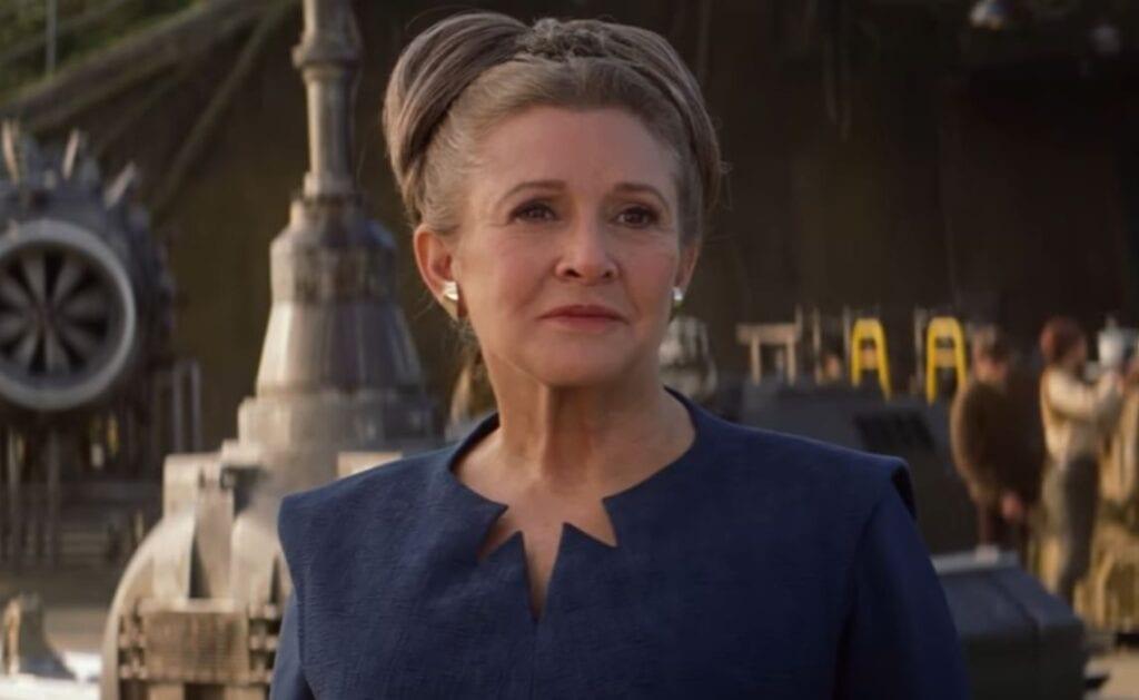 Star Wars Celebration - Carrie Fisher