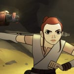 Animated Star Wars