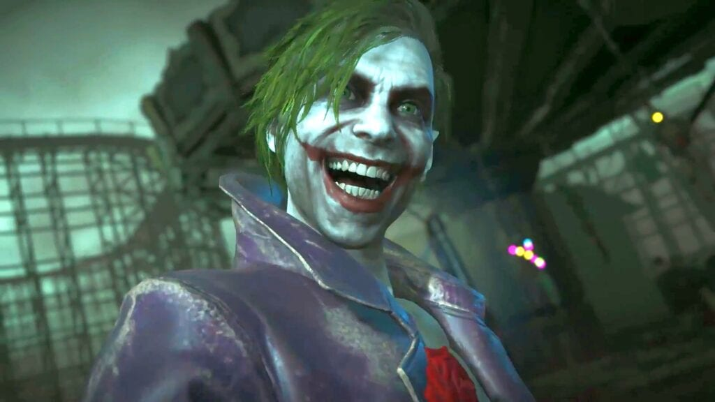 The Joker Makes His Official Debut In Another Character Focused