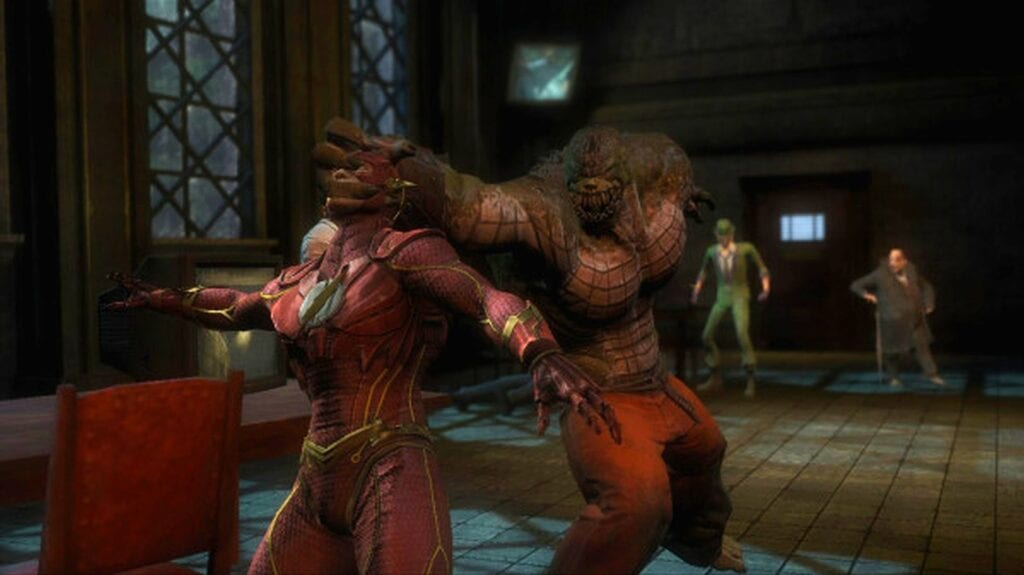 killer croc maybe new injustice 2 character