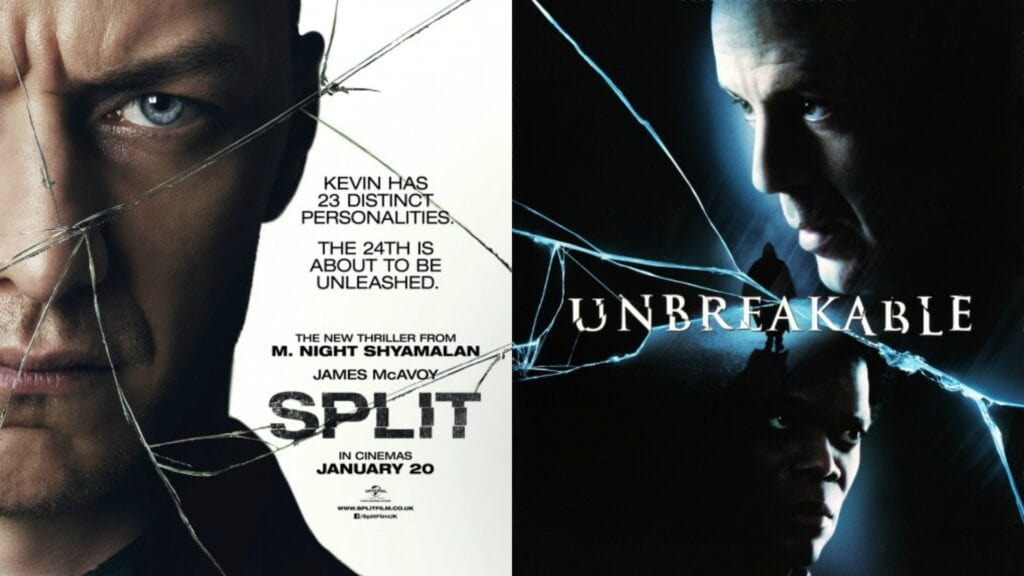 mark caros review and comparison of the movies unbreakable and the sixth sense
