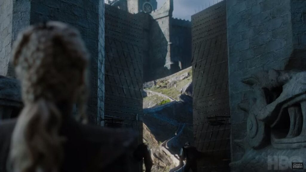 the official game of thrones season 7 trailer has arrived video. Black Bedroom Furniture Sets. Home Design Ideas