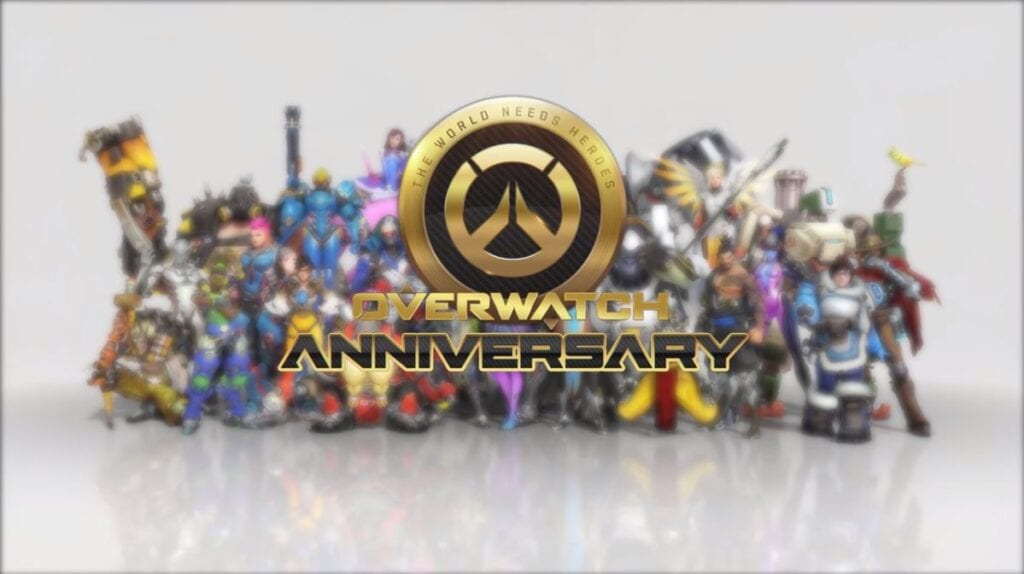 The Overwatch Anniversary Event Has Arrived New Legendary Skins