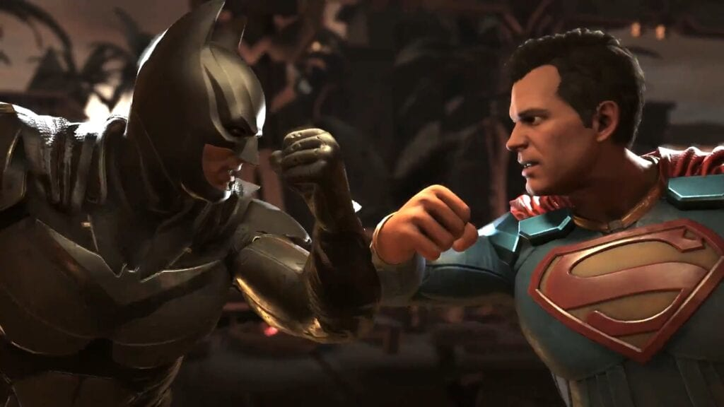 injustice 2 launch trailer batman superman