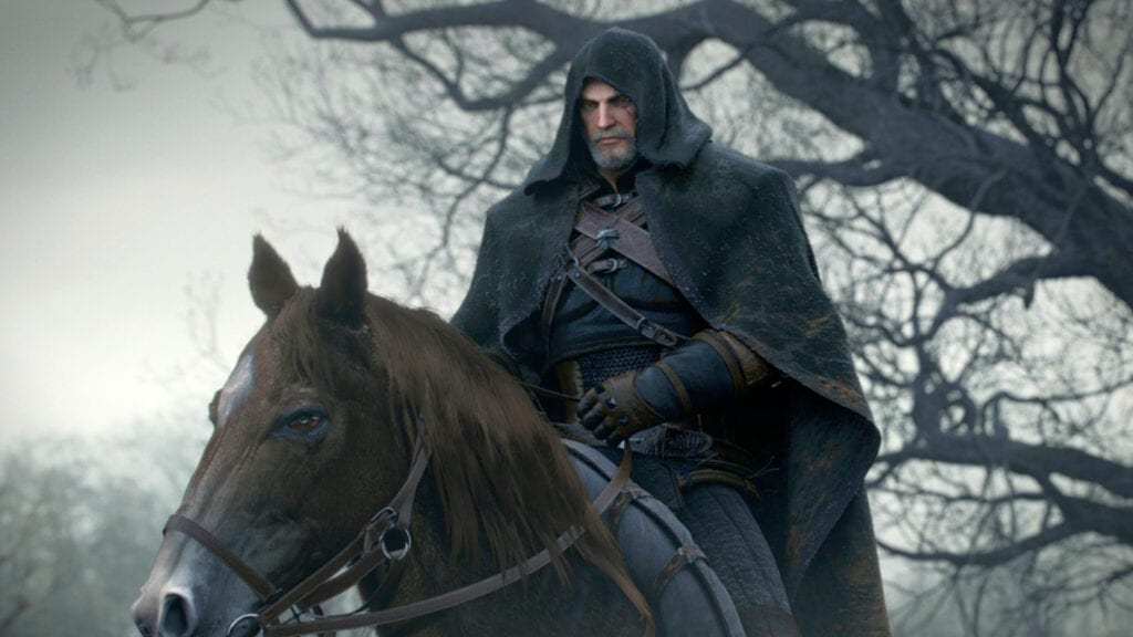 the witcher tv series netflix